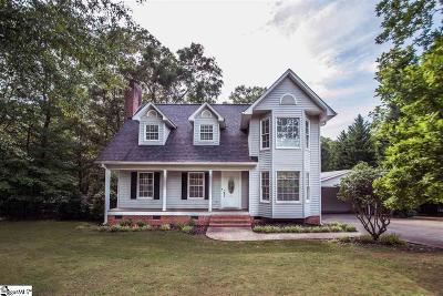 Easley Single Family Home For Sale: 102 Charles