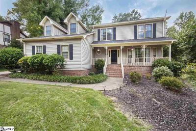 Greenville SC Single Family Home For Sale: $269,615