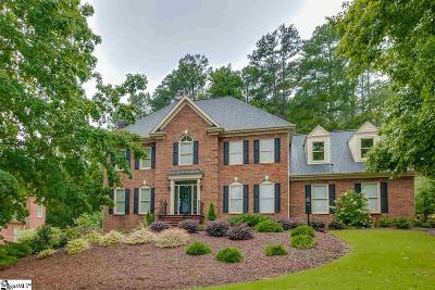 Easley Single Family Home For Sale: 723 Shefwood