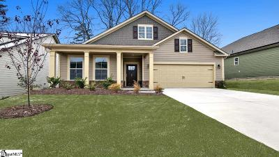 Taylors Single Family Home For Sale: 35 Noble Wing #Lot 114