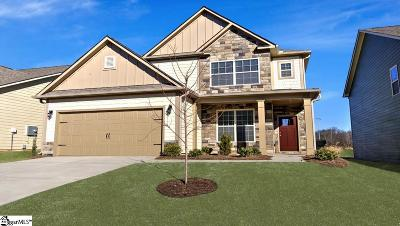 Taylors Single Family Home For Sale: 125 Crowned Eagle #24