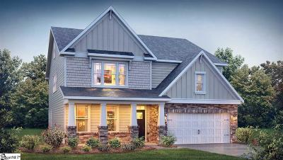 Taylors Single Family Home For Sale: 103 Noble Wing #Lot 107
