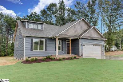 Easley Single Family Home For Sale: 426 East Church