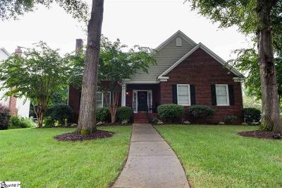 Greenville County Single Family Home For Sale: 236 Roper Meadow