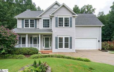 Mauldin Single Family Home Contingency Contract: 33 Poplar Springs