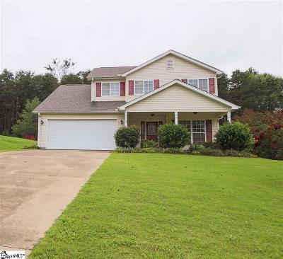 Taylors Single Family Home For Sale: 225 Sammons