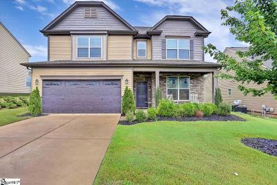 Greer Single Family Home For Sale: 310 Park Ridge
