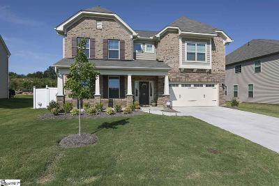 Simpsonville Single Family Home For Sale: 109 Damascus