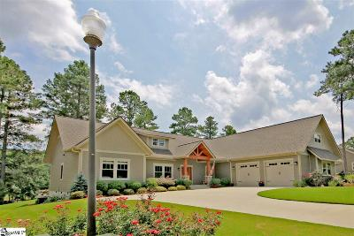 Travelers Rest Single Family Home For Sale: 144 Club Cart