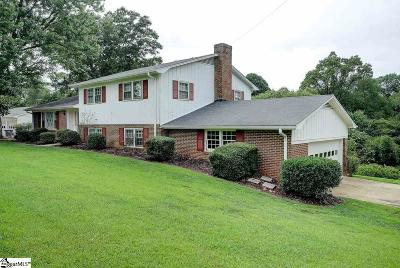 Greenville SC Single Family Home For Sale: $249,900