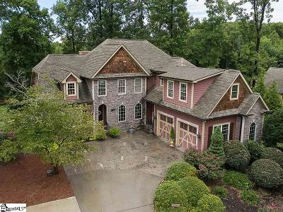 Greer Single Family Home For Sale: 109 Yellow Fin