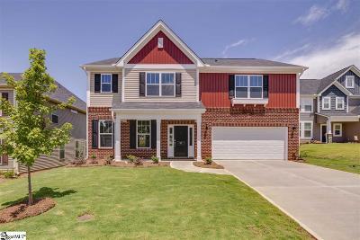 Bryson Meadows Single Family Home For Sale: 21 Burge
