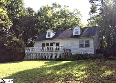 Easley Single Family Home For Sale: 512 Kay