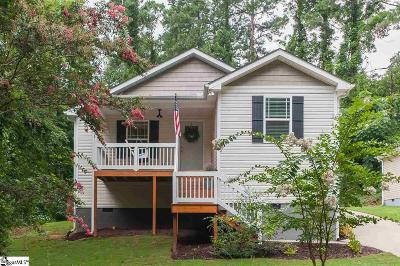 Greenville Single Family Home For Sale: 30 Briarcliff