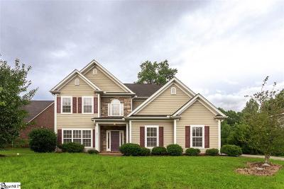 Boiling Springs Single Family Home For Sale: 201 Colfax