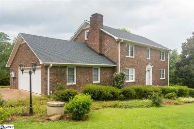 Travelers Rest Single Family Home For Sale: 198 Old Plantation #Tract &a