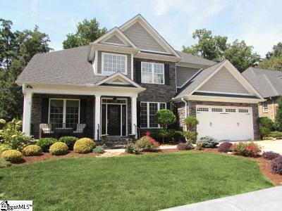 Simpsonville Single Family Home For Sale: 208 Waverly Hall