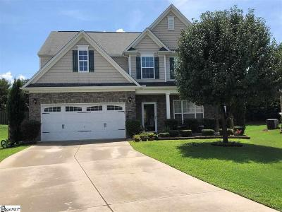 Simpsonville Rental For Rent: 9 Carillon
