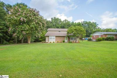 Easley Multi Family Home For Sale: 194 Poplar Springs