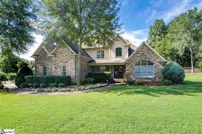 Simpsonville Single Family Home For Sale: 59 Sycamore Ridge