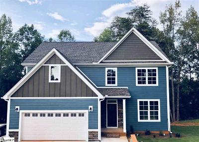Greenville County Single Family Home Contingency Contract: 113 Percy