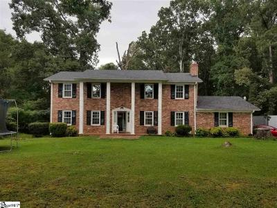 Greer Single Family Home Contingency Contract: 1600 Clement