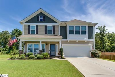 Bryson Meadows Single Family Home Contingency Contract: 109 Remus