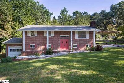 Greenville Single Family Home For Sale: 81 Quinlan
