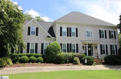 Greer SC Single Family Home Contingency Contract: $525,000