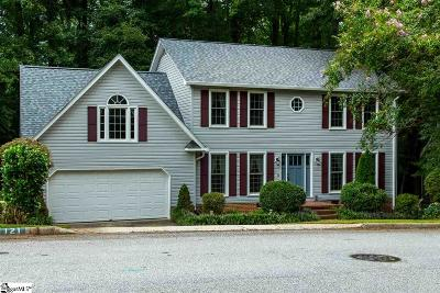 Greer SC Single Family Home For Sale: $268,000