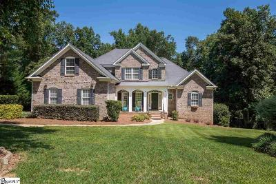 Greenville Single Family Home Contingency Contract: 118 Walnut Creek