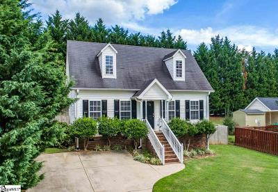 Greer Single Family Home Contingency Contract: 314 Pine