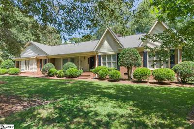 Piedmont Single Family Home Contingency Contract: 113 Wrenfield