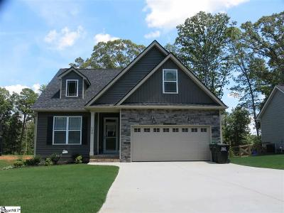 Travelers Rest Single Family Home For Sale: 27 Enoree