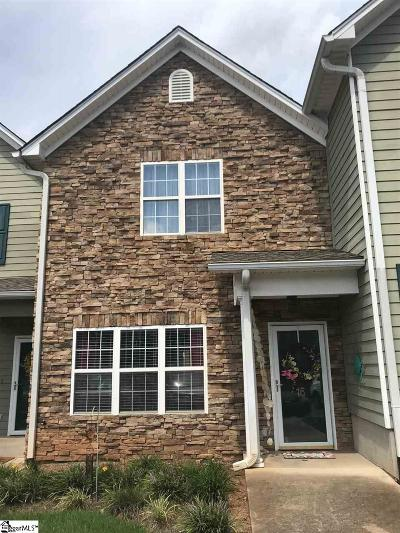 Greenville Condo/Townhouse Contingency Contract: 16 Rock Garden