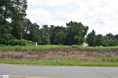 Spartanburg Residential Lots & Land For Sale: Gosnell