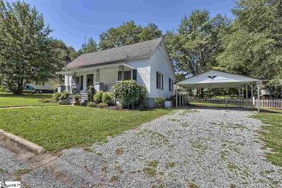 Easley Single Family Home For Sale: 504 S 2nd