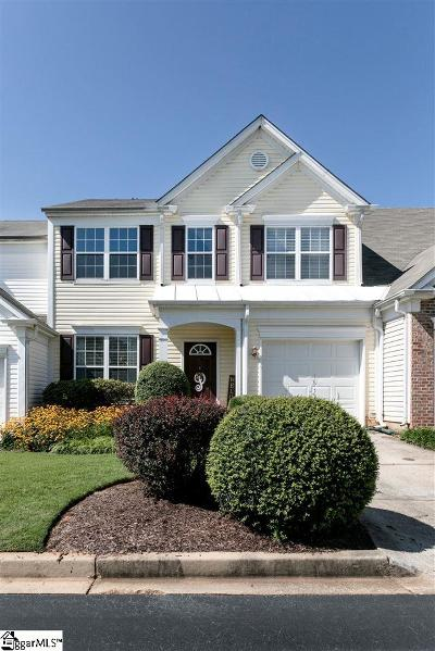 Greer Condo/Townhouse Contingency Contract: 831 Weybourne