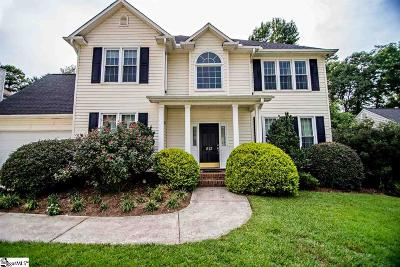 Greenville SC Single Family Home For Sale: $269,900