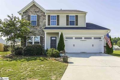 Boiling Springs Single Family Home For Sale: 424 Sweeny