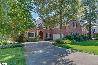 Taylors Single Family Home For Sale: 507 Cypress Links