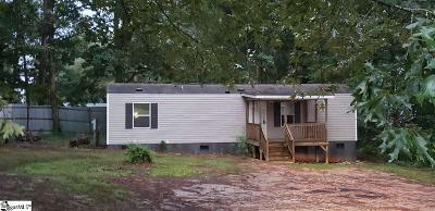 Easley Mobile Home For Sale: 228 Noble