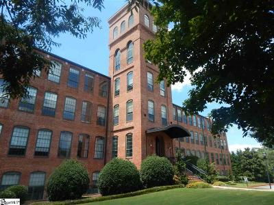 Greenville Condo/Townhouse Contingency Contract: 400 Mills #303