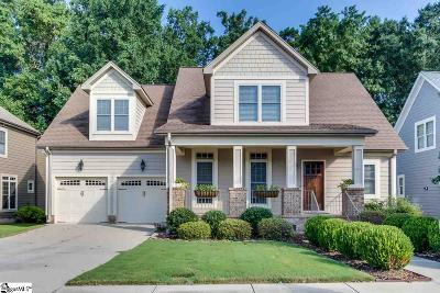 Simpsonville Single Family Home For Sale: 106 Martele