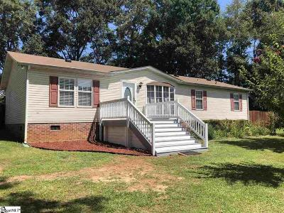 Greenville County Mobile Home For Sale: 90 Berry