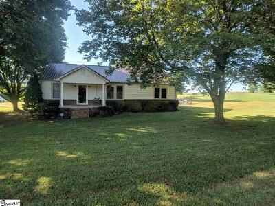 Easley Single Family Home Contingency Contract: 146 Farrs