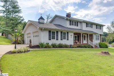 Easley Single Family Home For Sale: 301 Timbrooke