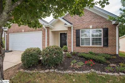Taylors Single Family Home For Sale: 5 Reid Valley