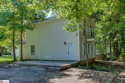 Greer Single Family Home Contingency Contract: 111 Madison