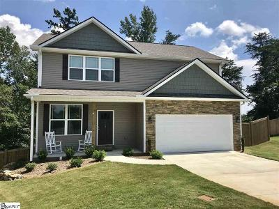 Easley Single Family Home For Sale: 110 Crepe Myrtle
